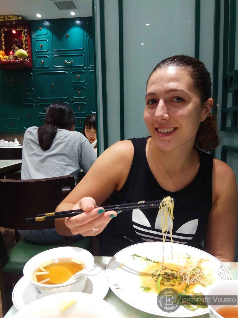 cena en hong kong