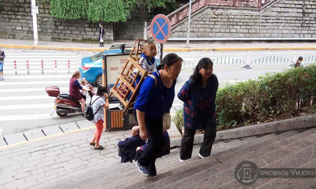 fenghuang gente chinos imagen curiosa