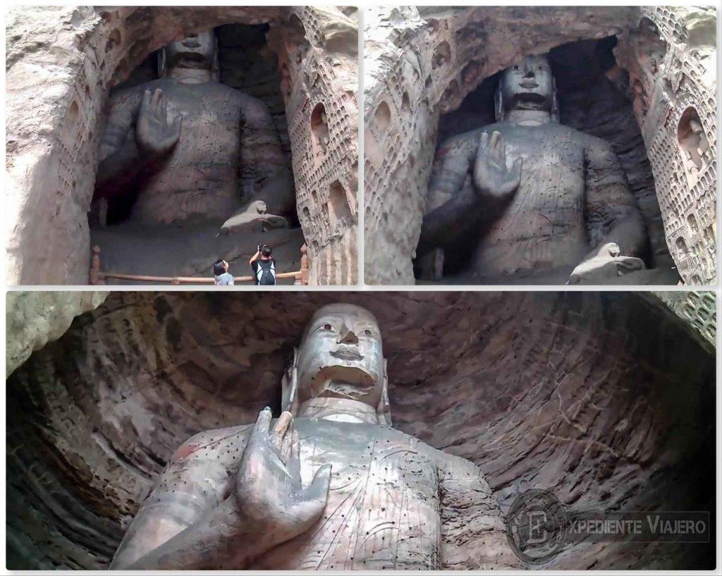 Buda cueva 19, Yungang