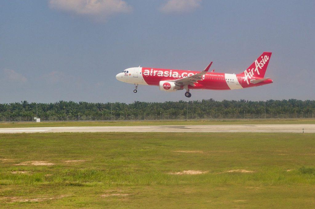 como es volar con Air Asia