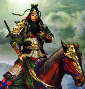 Kuan Kung, el Dios de la guerra de carne y hueso