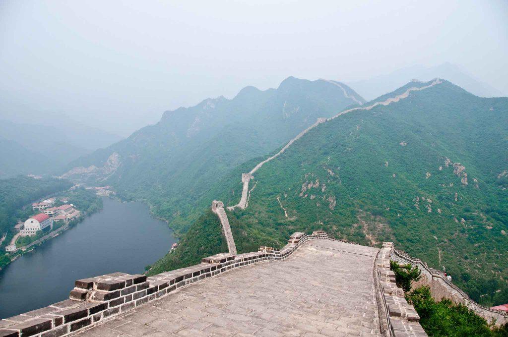 Ver la Gran Muralla de Huanghuacheng