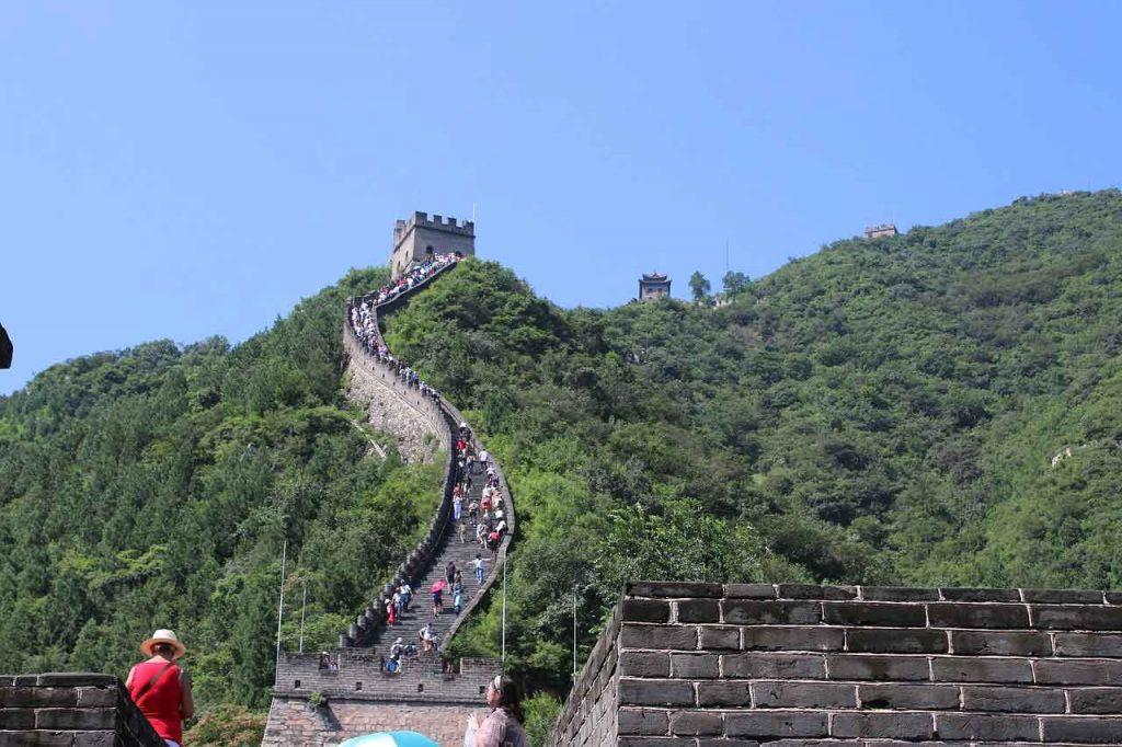 Visitar la Gran Muralla de Juyongguan
