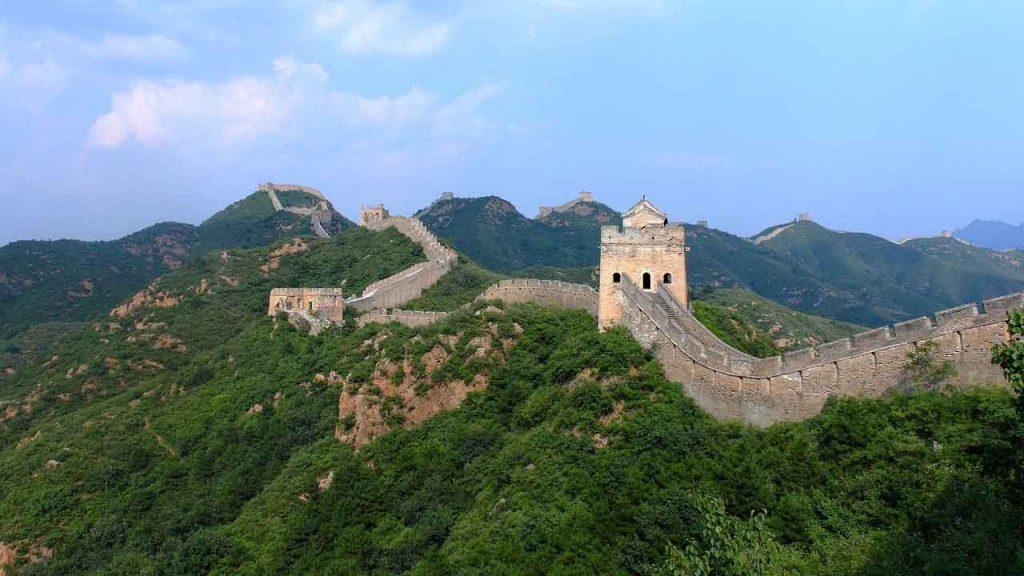 Visitar la Gran Muralla de Jinshanling