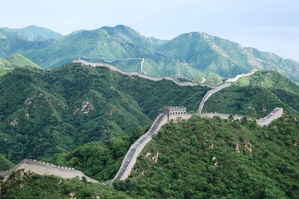 Visitar la Gran Muralla de Badaling