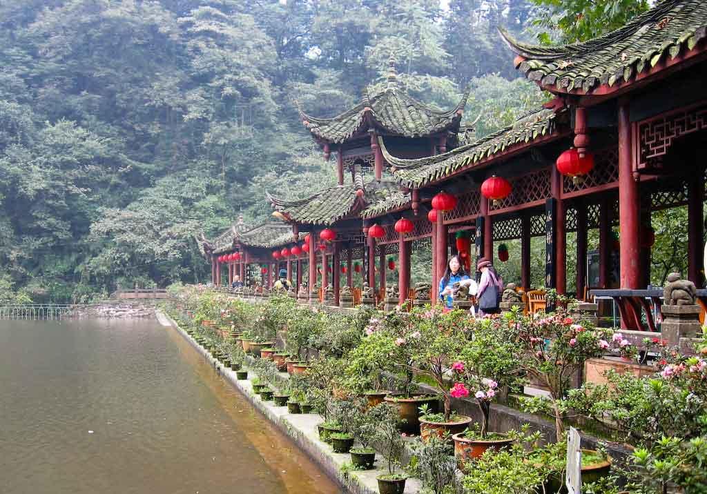 Monte Qingcheng, qué ver en Chengdu