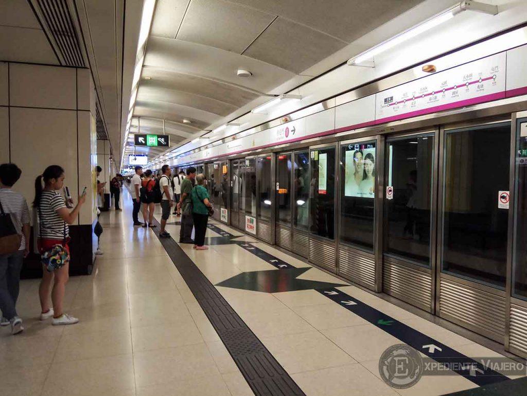metro Lantau
