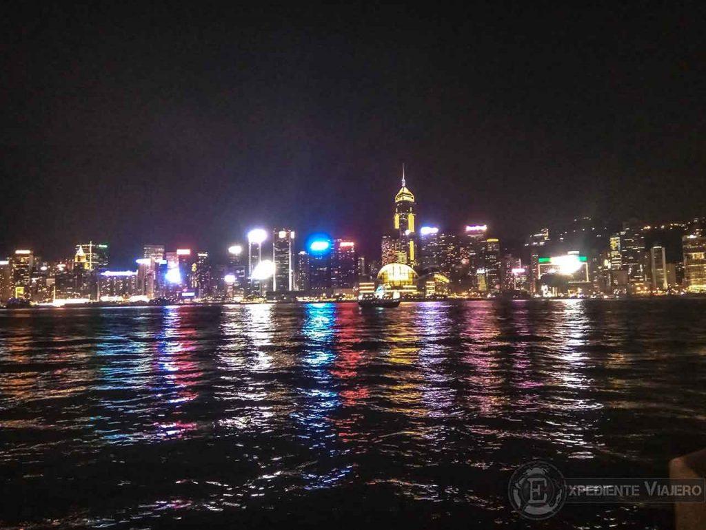 Symphony of Lights en Hong Kong