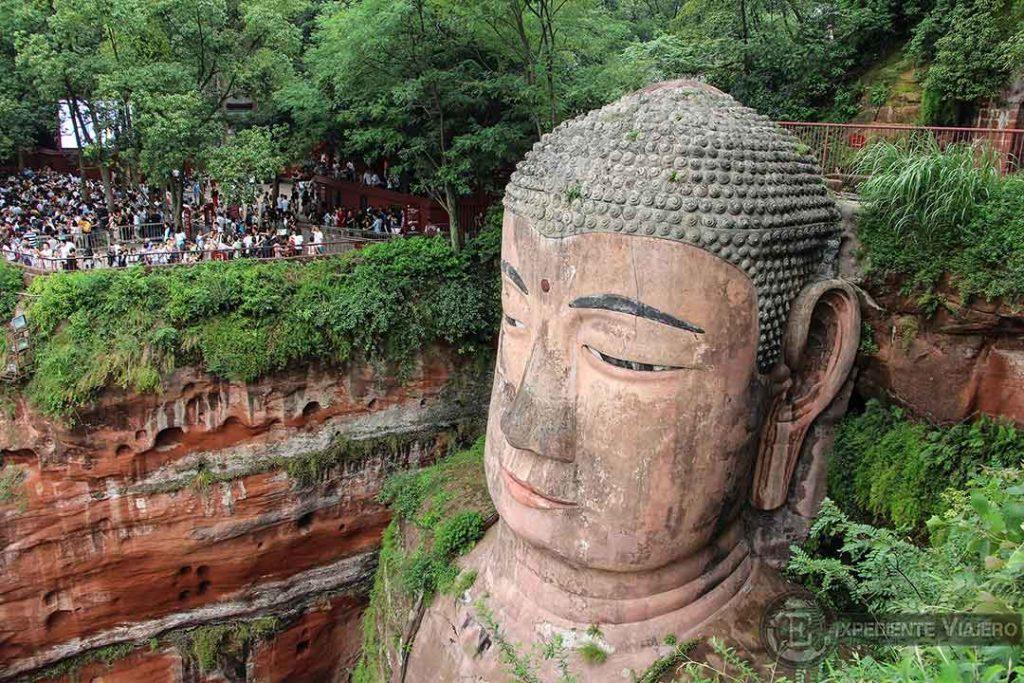 Visita Gran Buda de Leshan