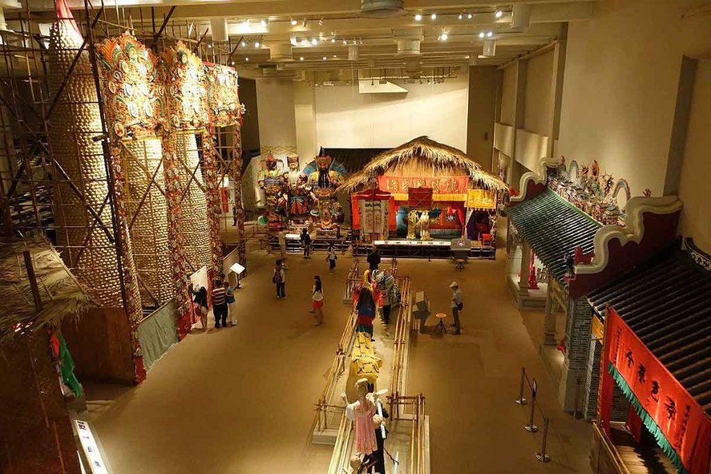 Museo de historia de Hong Kong