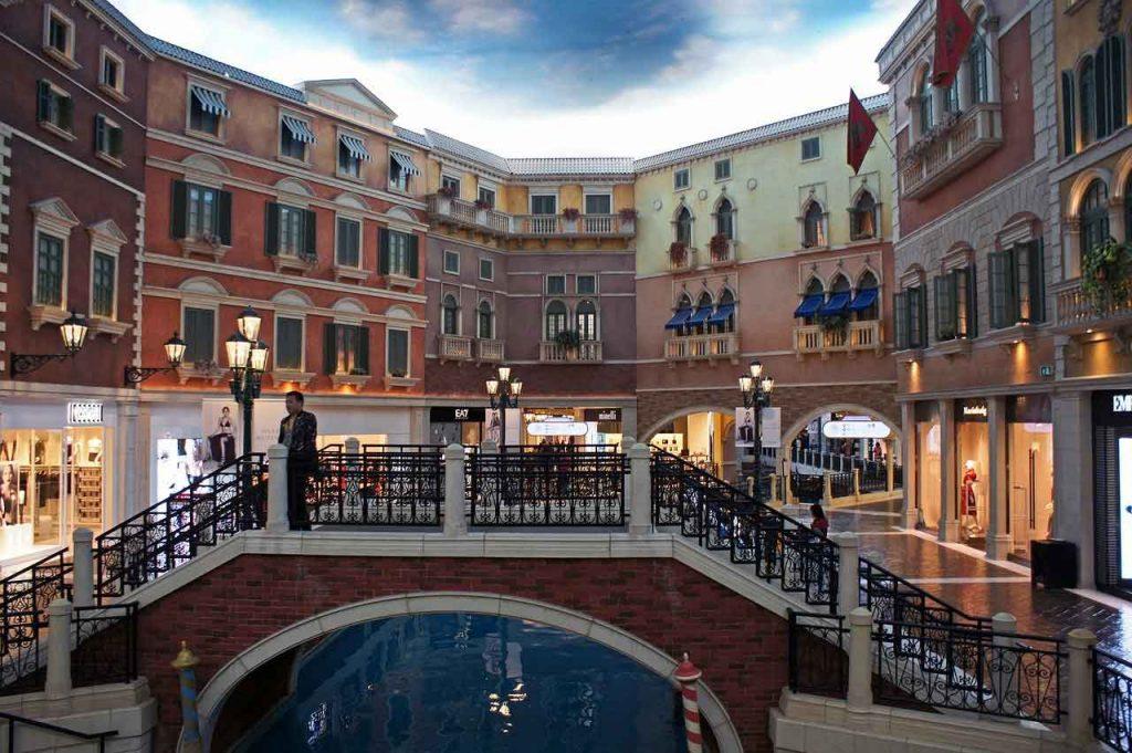 Hotel Venetian en Macao