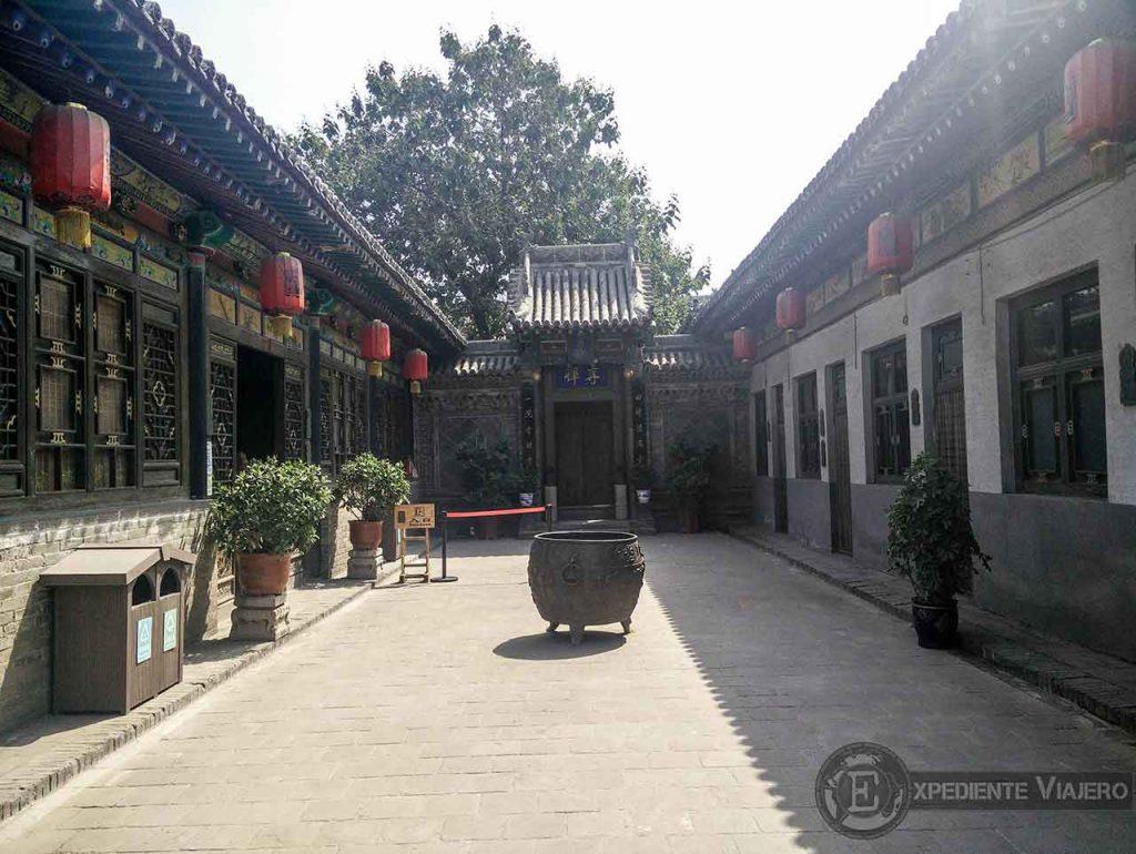 Museo de armas antiguas de Pingyao