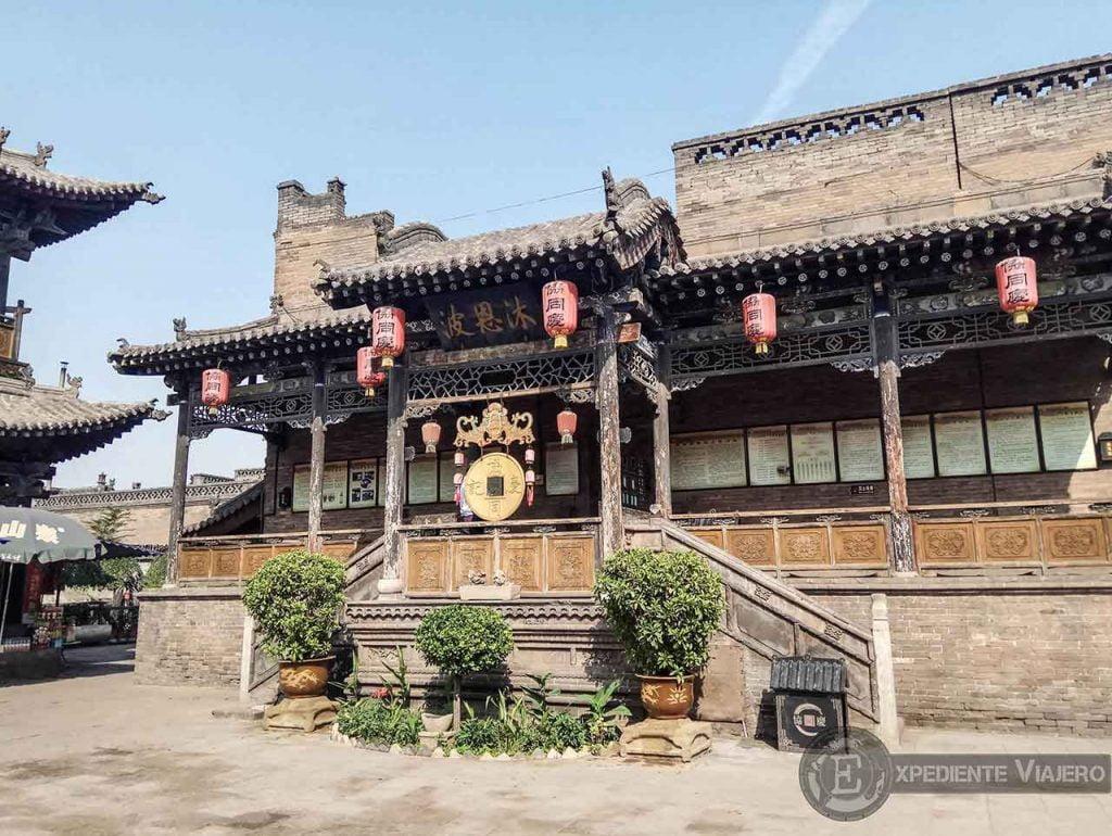 Xie Tong Qing Draft Bank museum