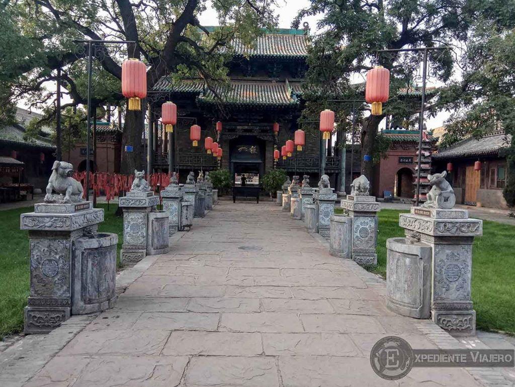 Templo de Chenghuang, Pingyao en un día