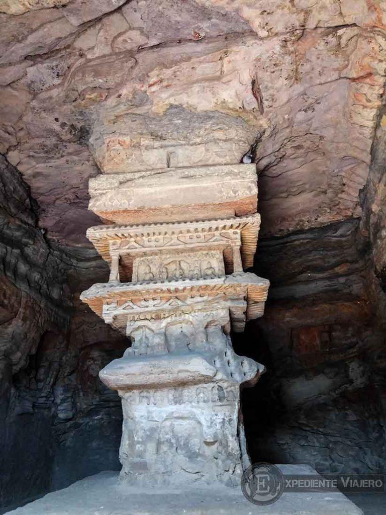 Cuevas 1 y 2 (Grutas de Yungang), en Datong