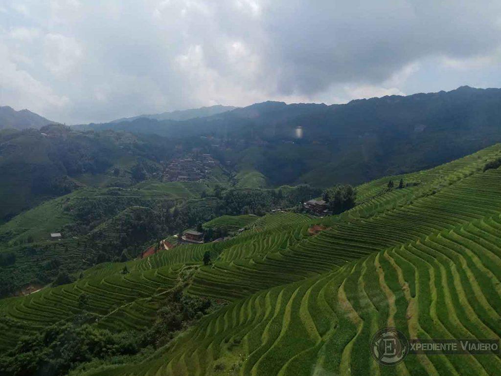 Descubriendo los arrozales de Guilin en Longsheng