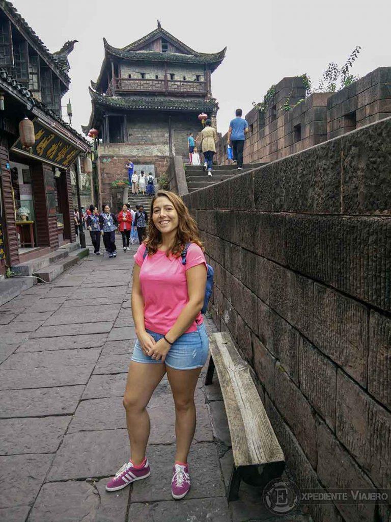 Muralla de Fenghuang