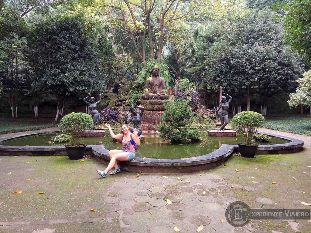 Oriental Buddha Park