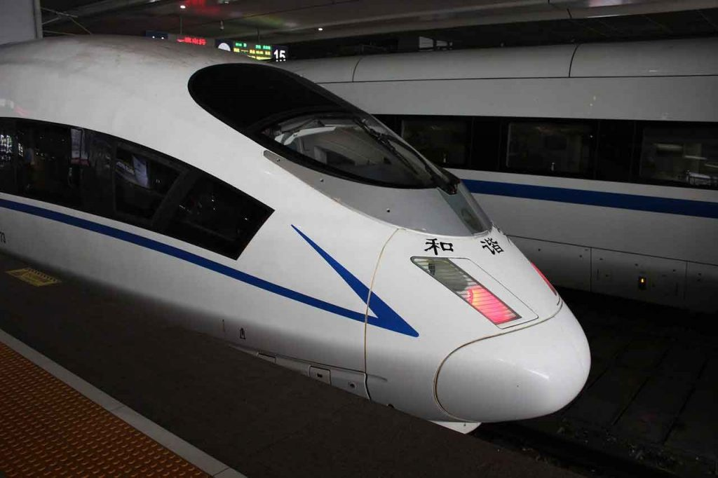 Clases de trenes durante tu viaje a China por libre