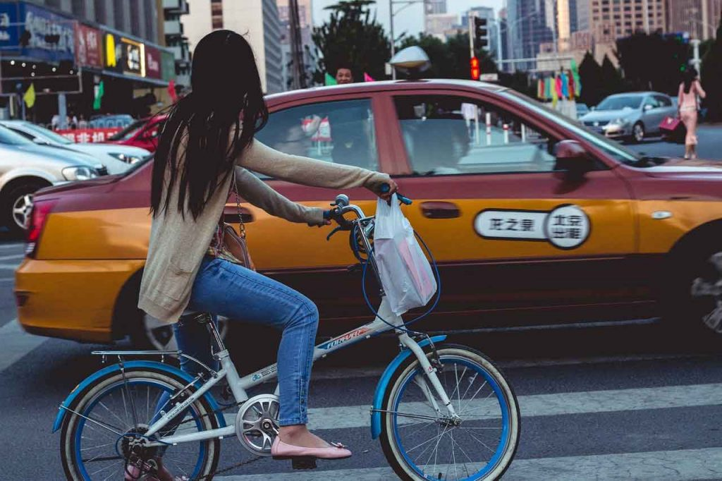 Preparativos: coger taxi en durante tu viaje a tu aire por China