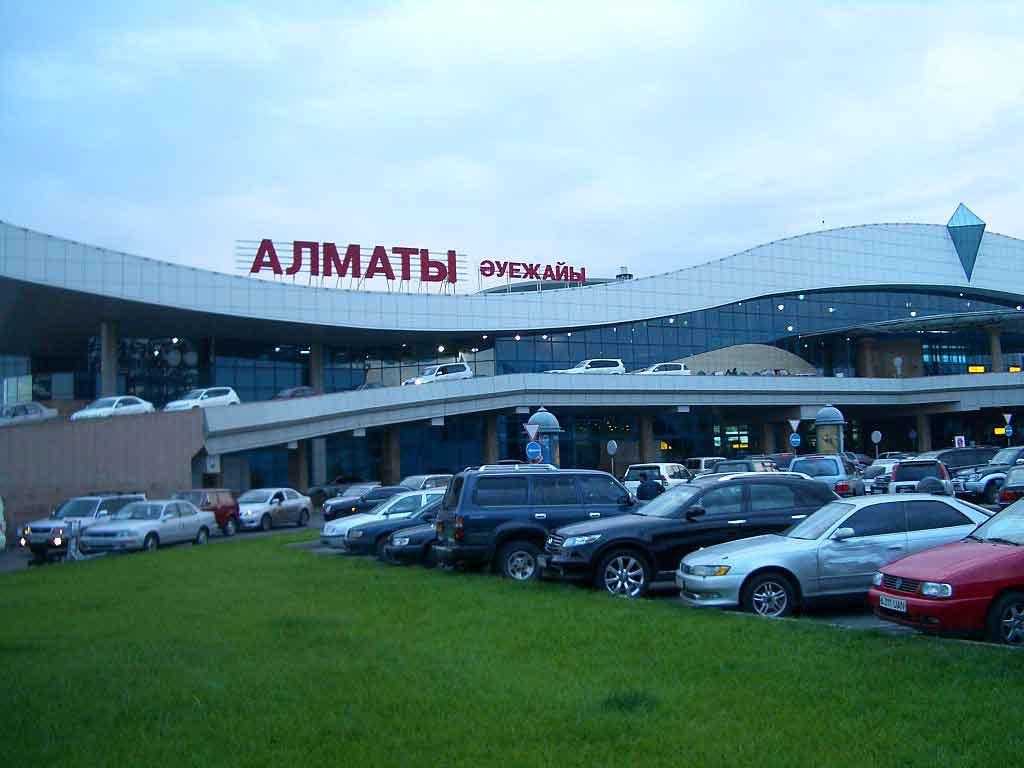 Aeropuerto de Almaty