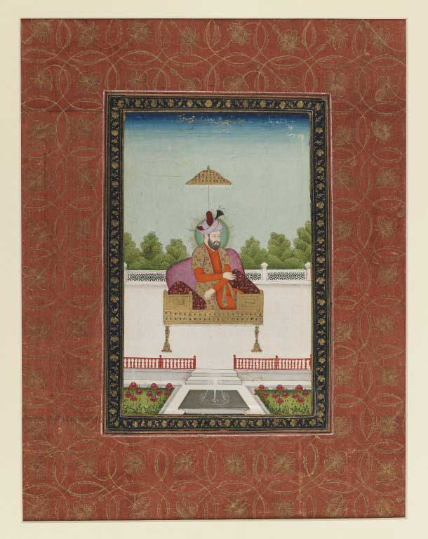 Miran Shah, hijo de Tamerlán el Grande