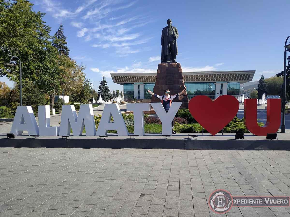 Palacio de la República de Almaty