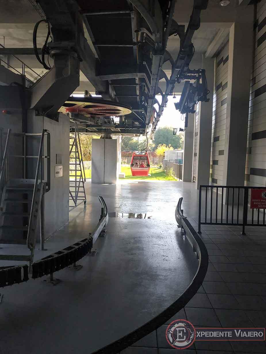 Kok Tobe cable car