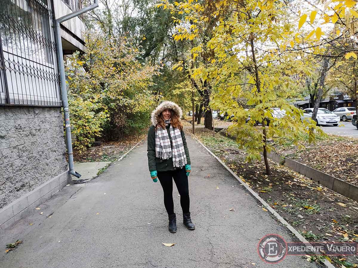 Turismo en Almaty: Paseando por las calles