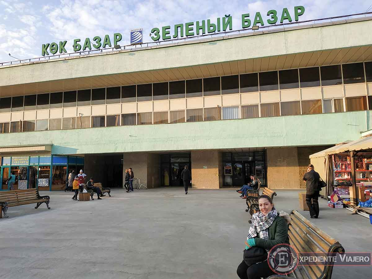 Green Bazaar Almaty