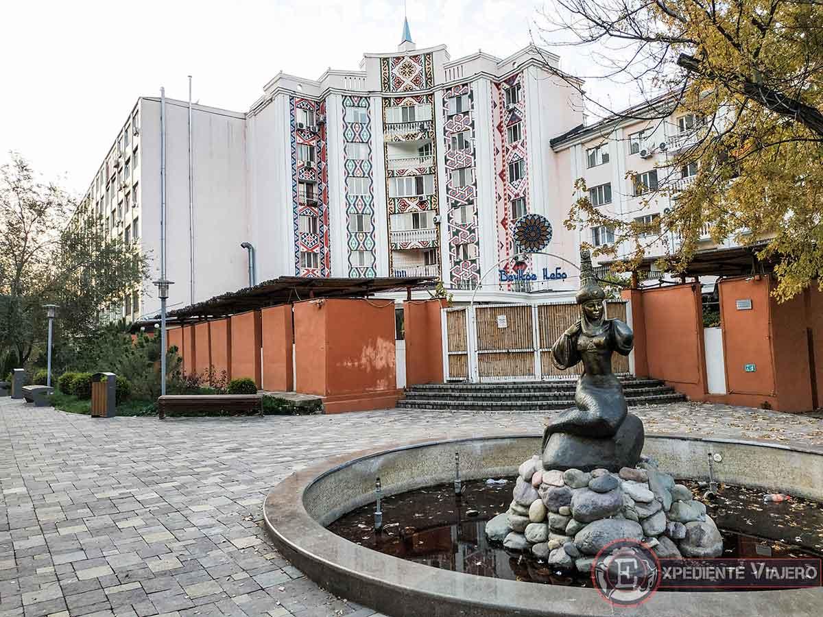 Edificio de Almaty