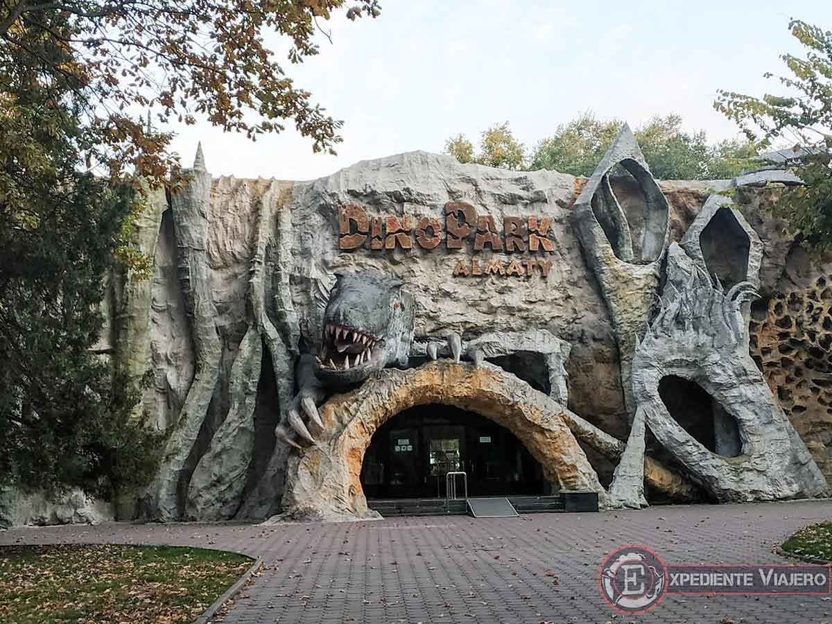 Jurassic Park en el Parque Gorki (Central Park)