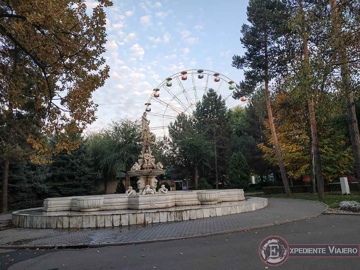 Noria del Parque Gorki (Central Park)