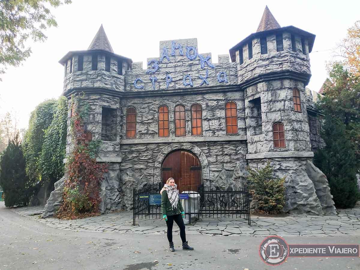 Castillo Parque Gorki (Central Park)