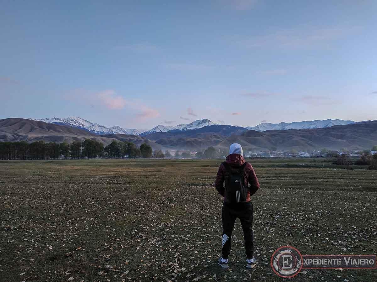 Montañas de Saty