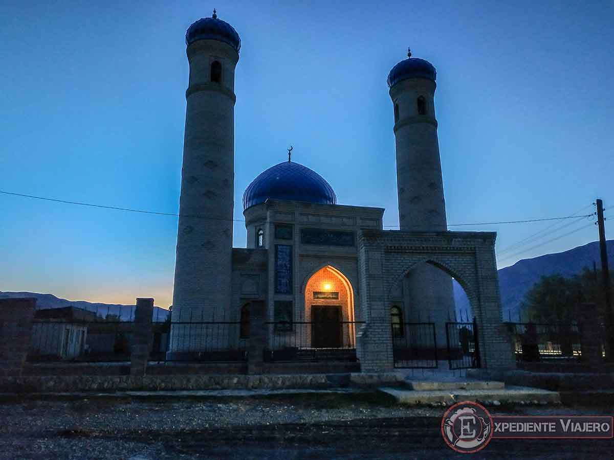 Mezquita de Saty