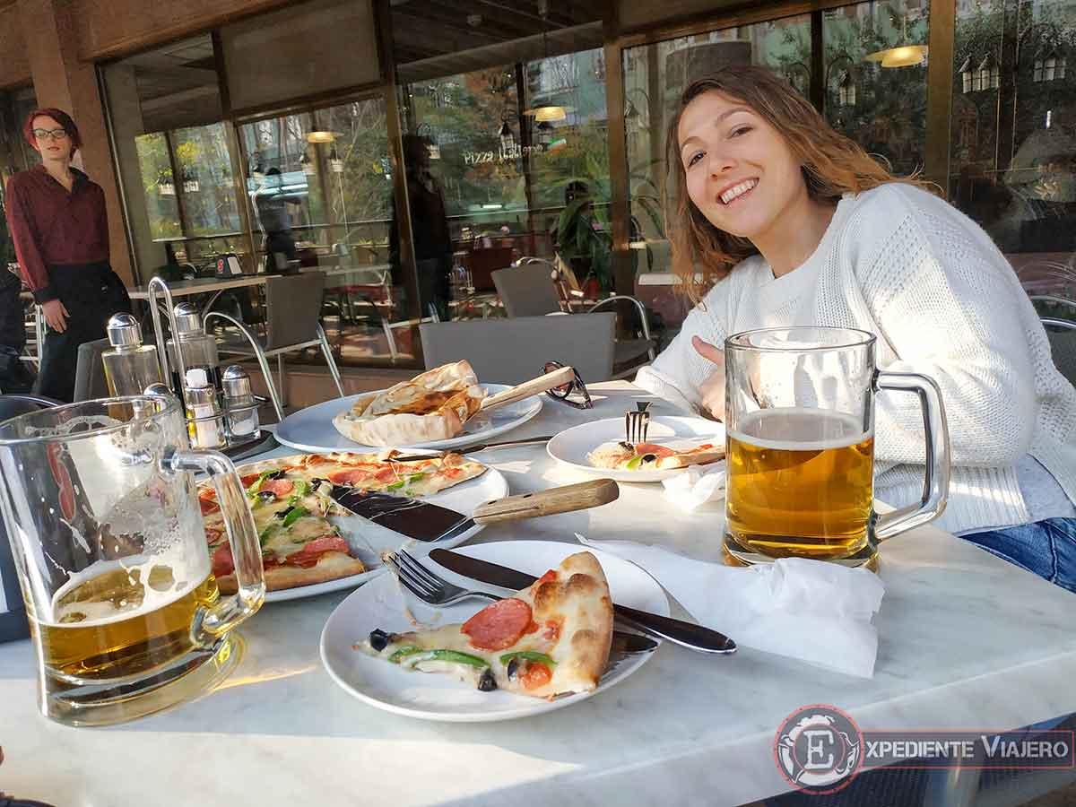 Restaurante Semo de Roma en Tashkent