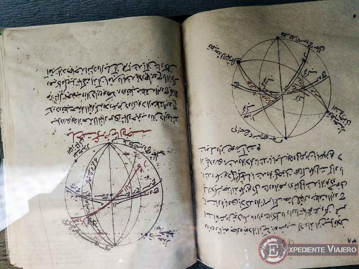 Libros de Ulugh Beg