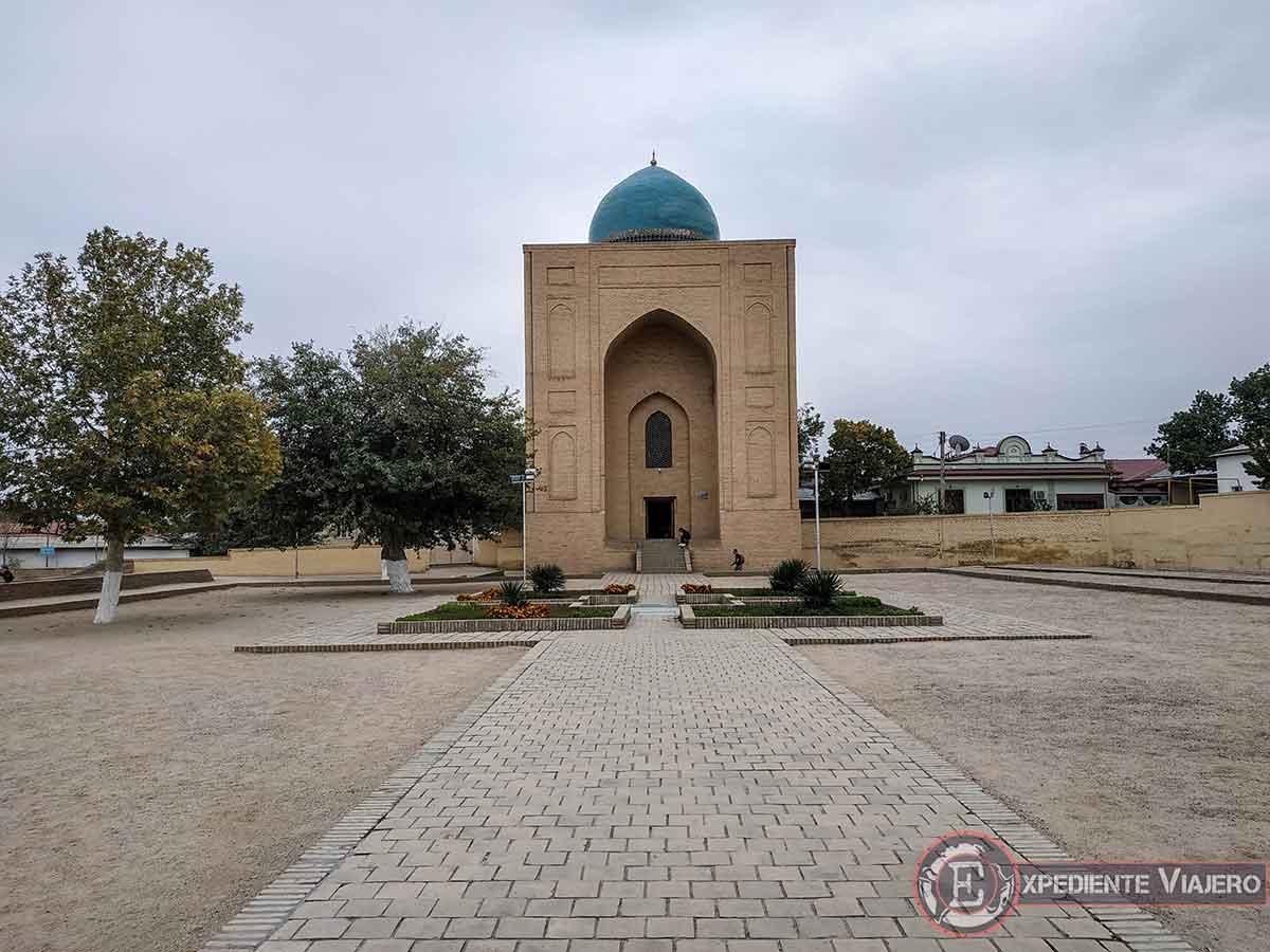 Mausoleo Bibi-Khanum