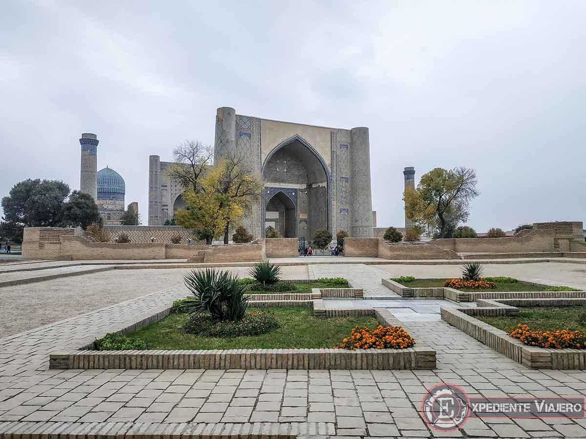 Mezquita de Bibi-Khanum