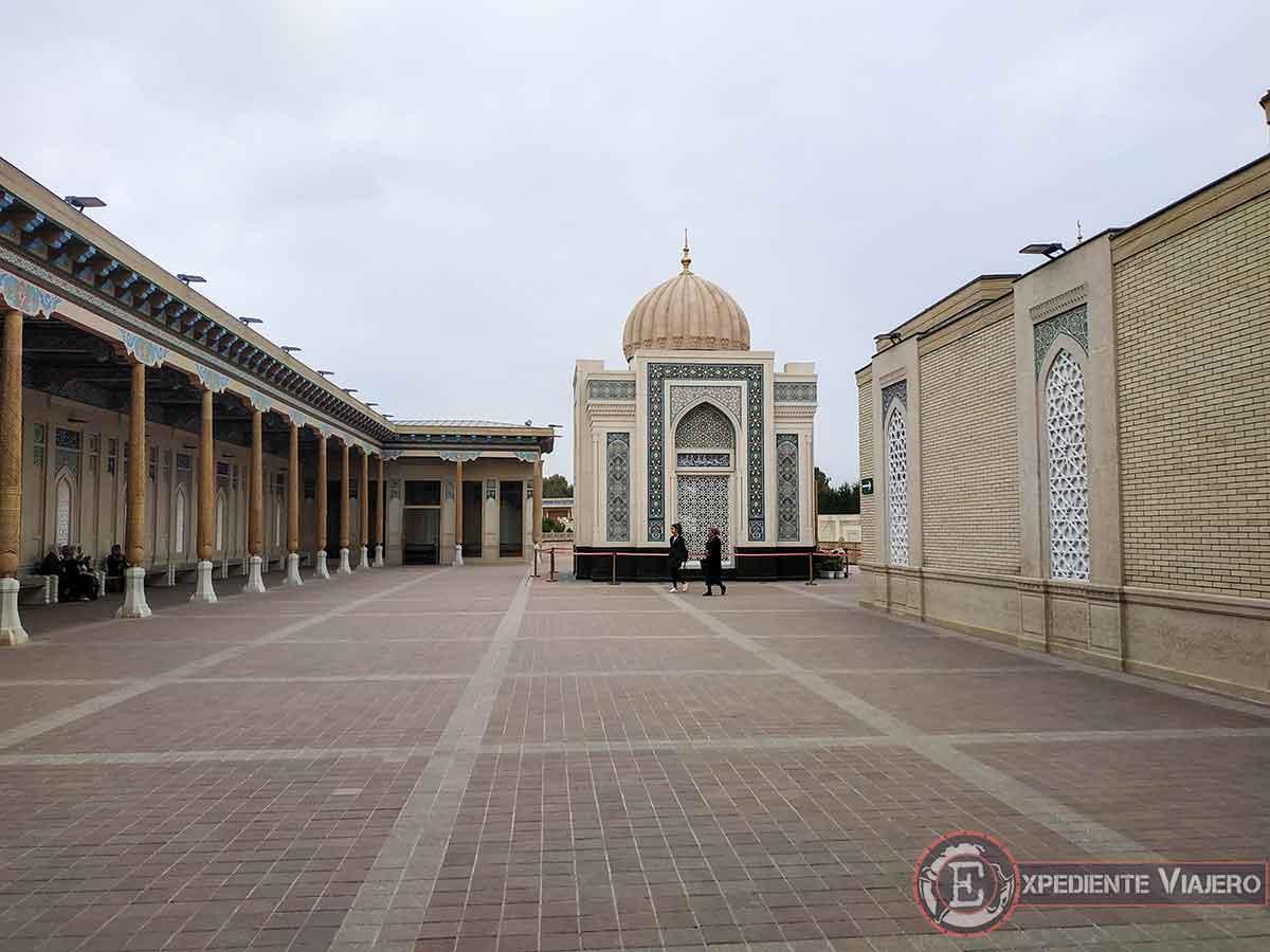 Mausoleo del presidente