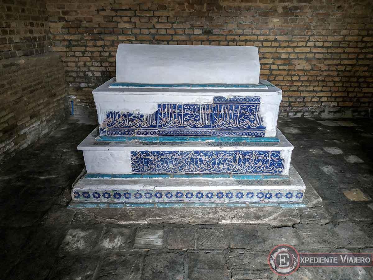 Mausoleo desconocido