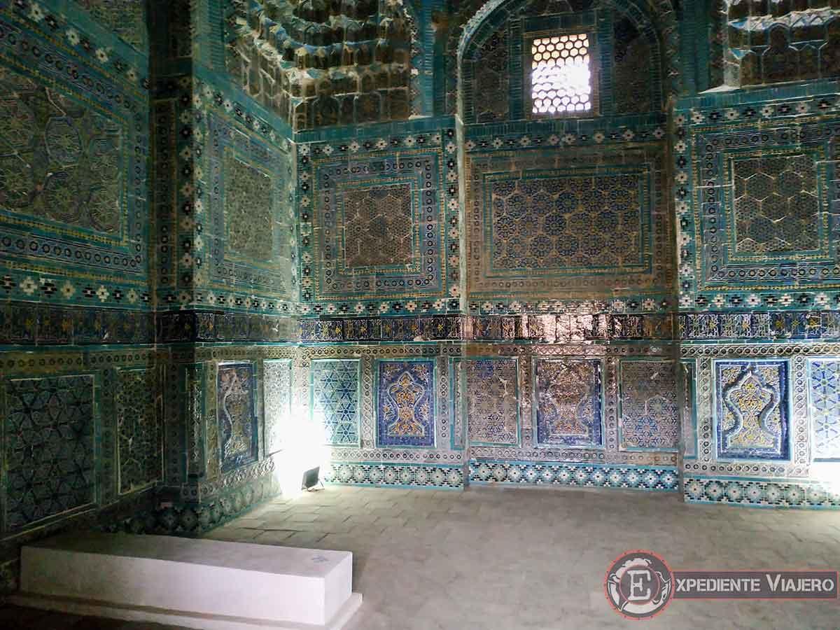 Mausoleo Usto Ali Nesefi