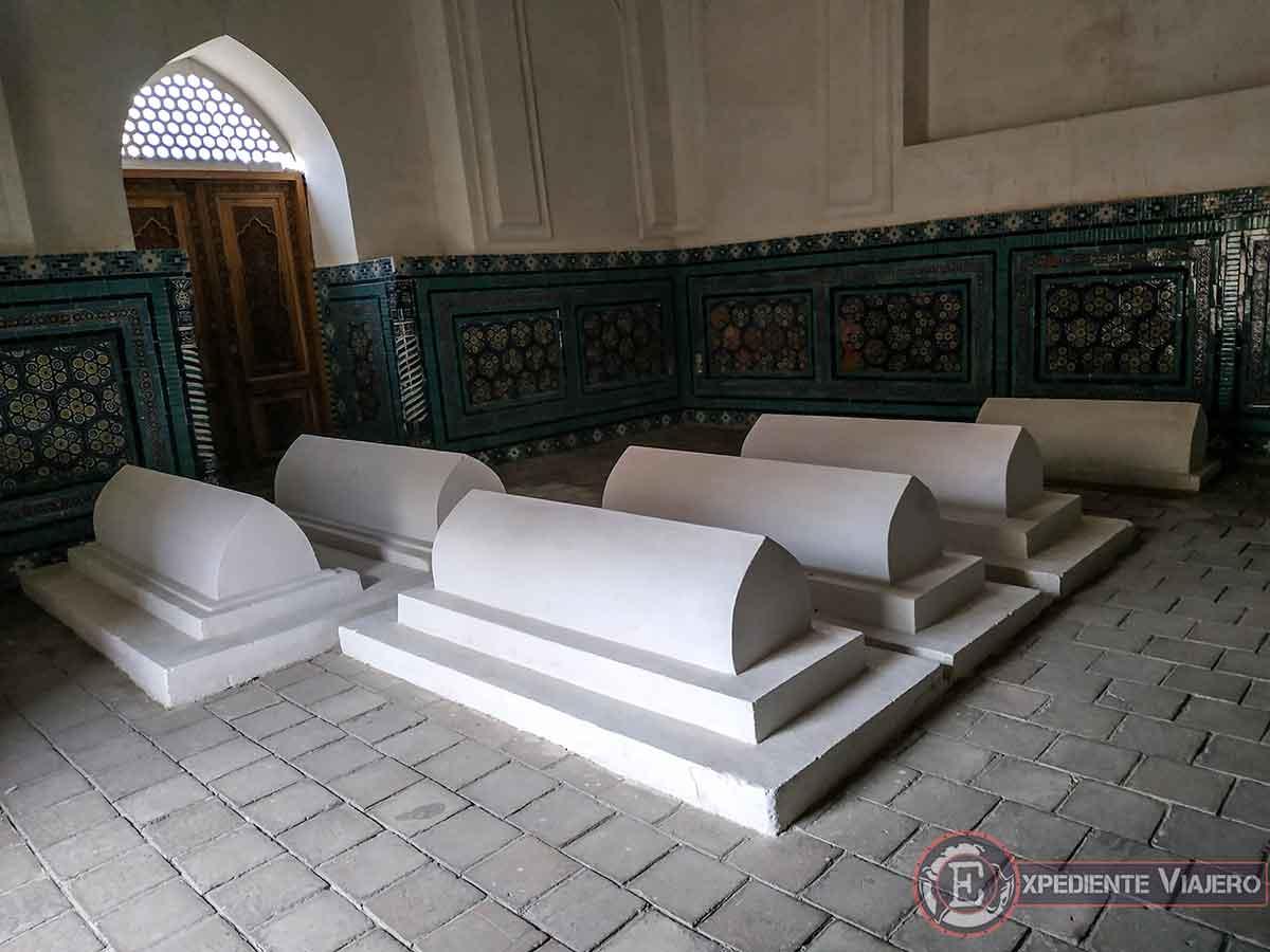 Mausoleo de Amir Burnduk
