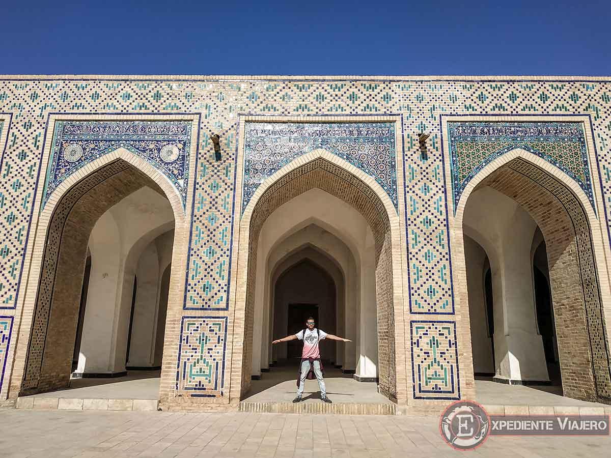 Galerías mezquita Kalyan