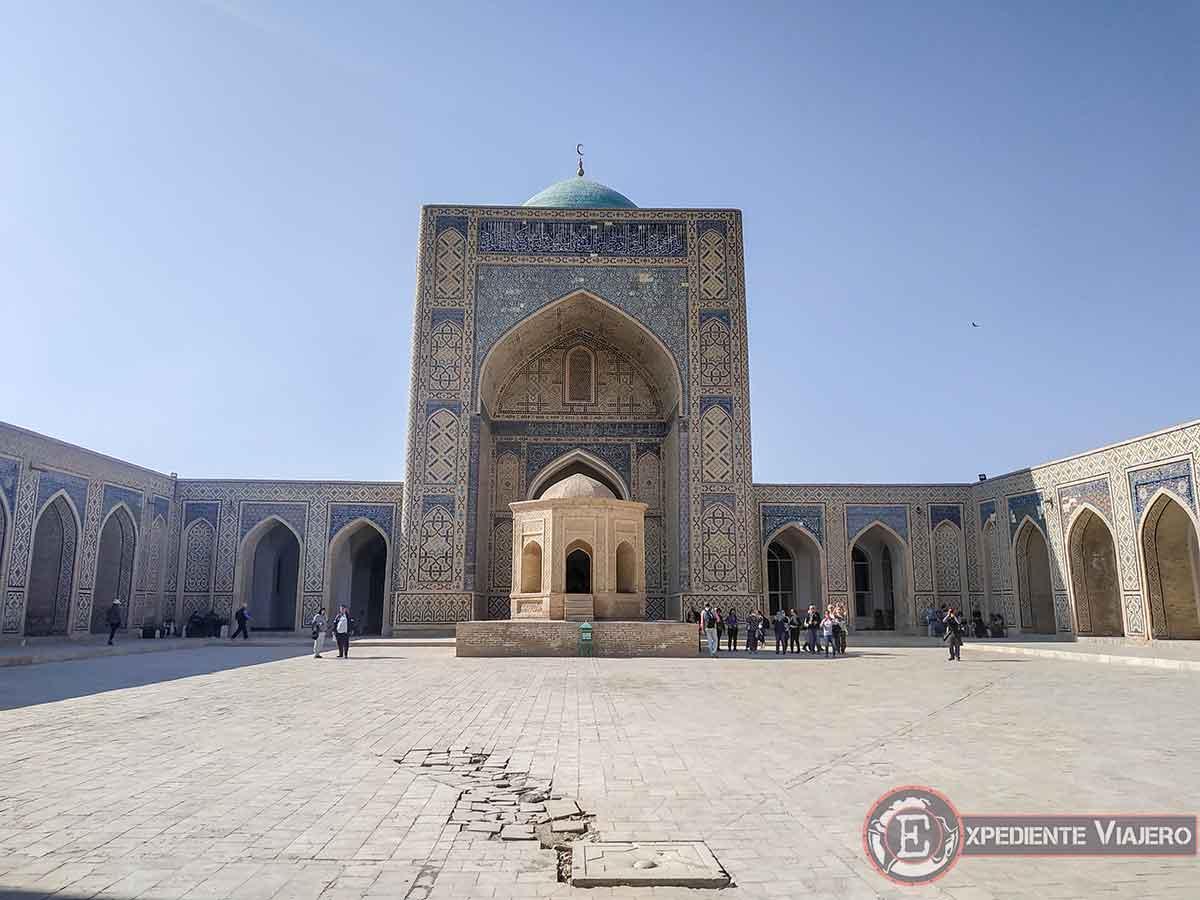 Mezquita Kalyan
