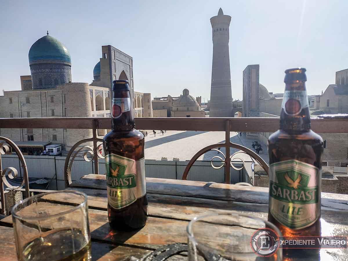 Las mejores vistas de Bukhara