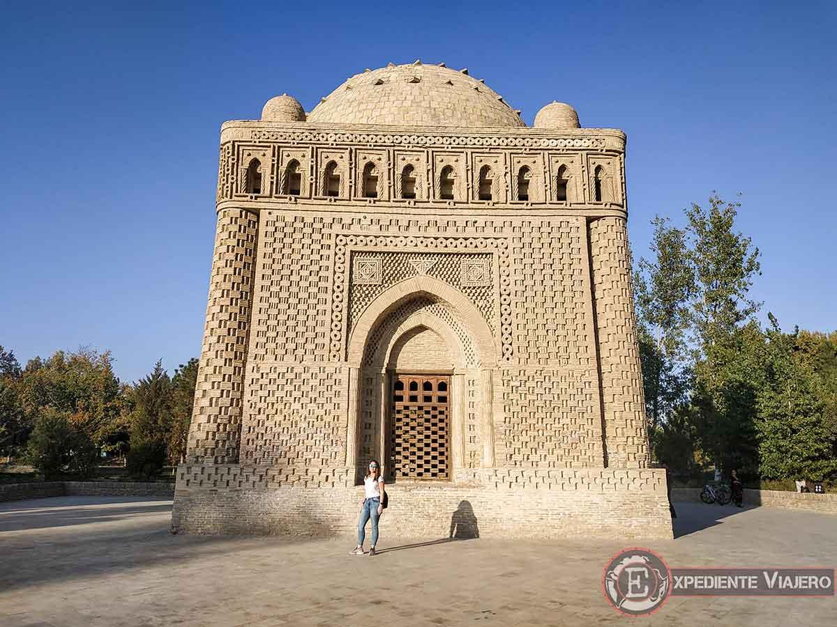 Qué ver en Bukhara: Mausoleo Ismail Samani