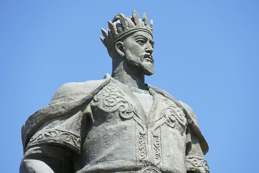 Tamerlán, el Rey sanguinario
