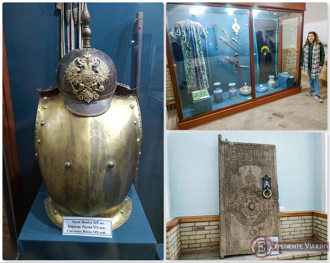 Museo de historia de Jiva